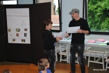 28/05/14 : Présentation orale et remise des brevets.